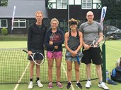 Open Mixed Doubles